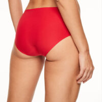Soft stretch hipster - rood