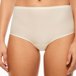 Soft stretch culotte - ivoor